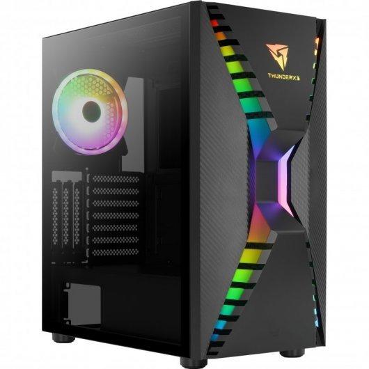 Caja Gaming Semitorre Aerocool Cronus V1 e-ATX RGB