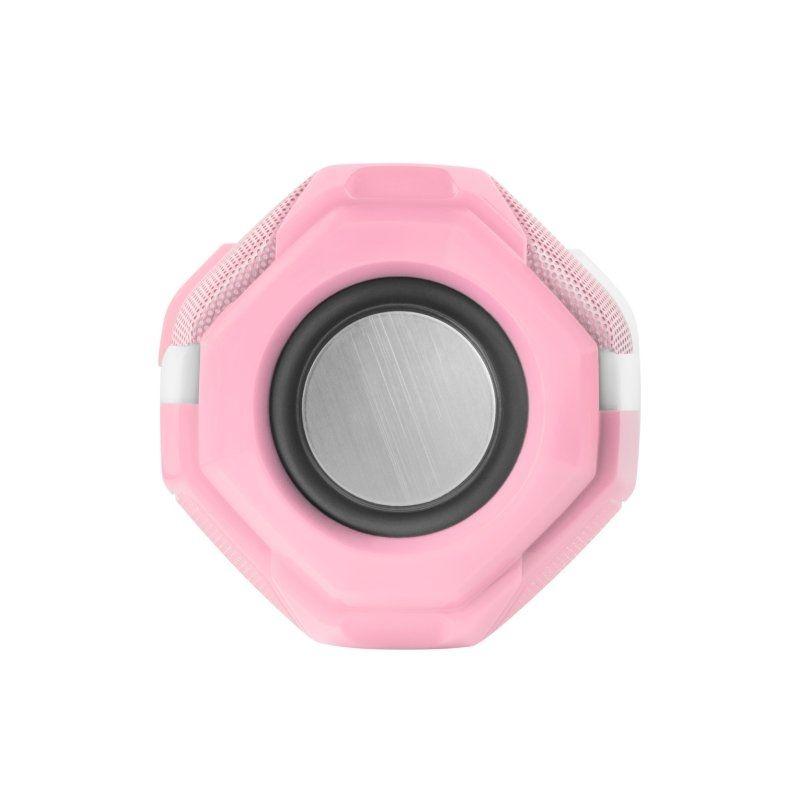 Altavoz Bluetooth Mars Gaming MSBAX Rosa