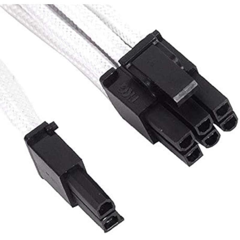 Cable Extensor PCI-E Silverstone SST-PP07-PCIW 25cm