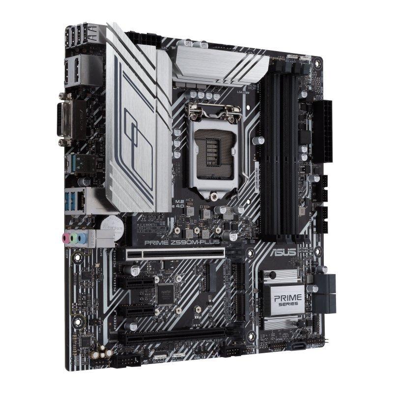 Placa Base Asus PRIME Z590M-PLUS mATX Socket LGA 1200