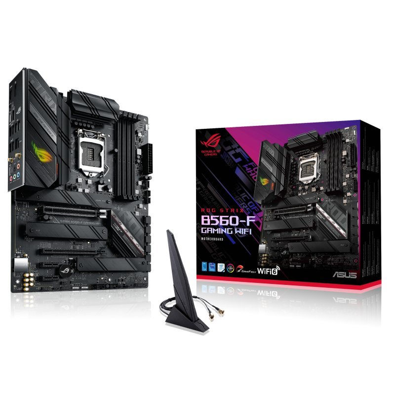 Placa Base Asus ROG STRIX B560-F GAMING WIFI ATX LGA 1200