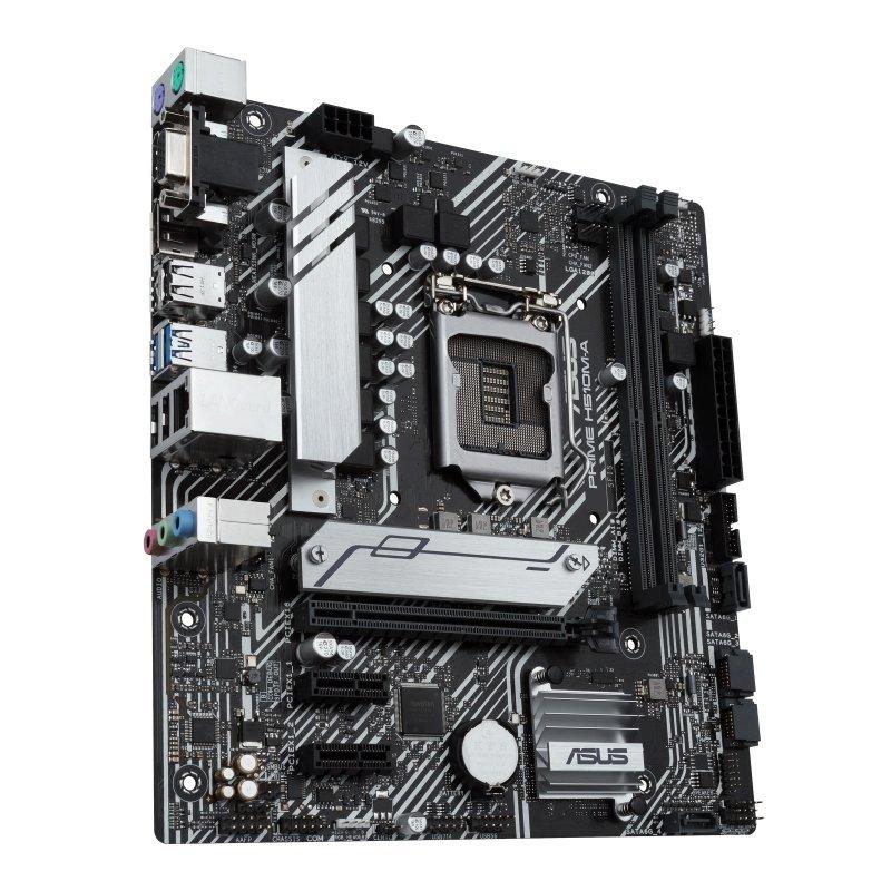 Placa Base Asus PRIME H510M-A mATX LGA 1200