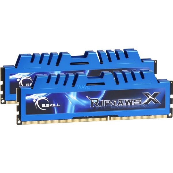 Memoria RAM G.Skill Ripjaws X 8GB (2x4GB) DDR3-2400 CL11
