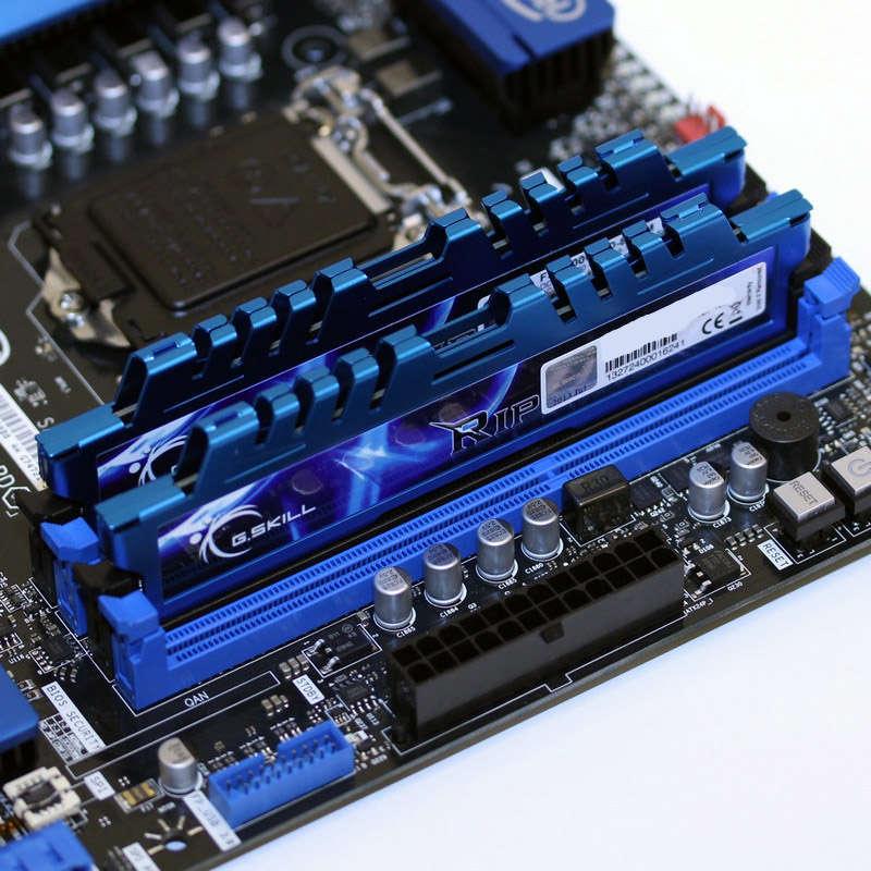 Memoria G.Skill Ripjaws X 16GB DDR3 2400MHz (2x8GB) CL11
