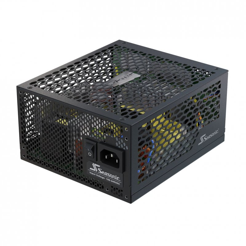 Fuente de alimentación Seasonic Prime Fanless TX700 700W 80Plus Titanium Modular