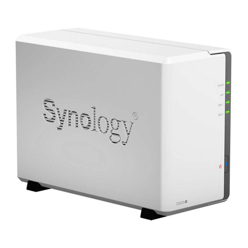Servidor NAS Synology Diskstation DS220J
