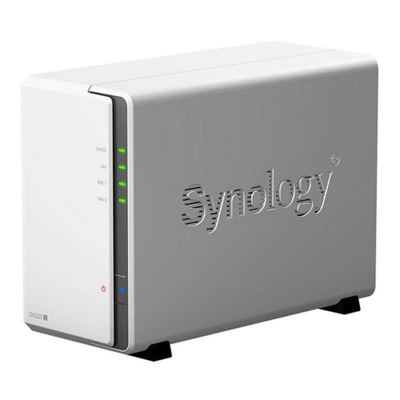Servidor NAS Synology Diskstation DS220J