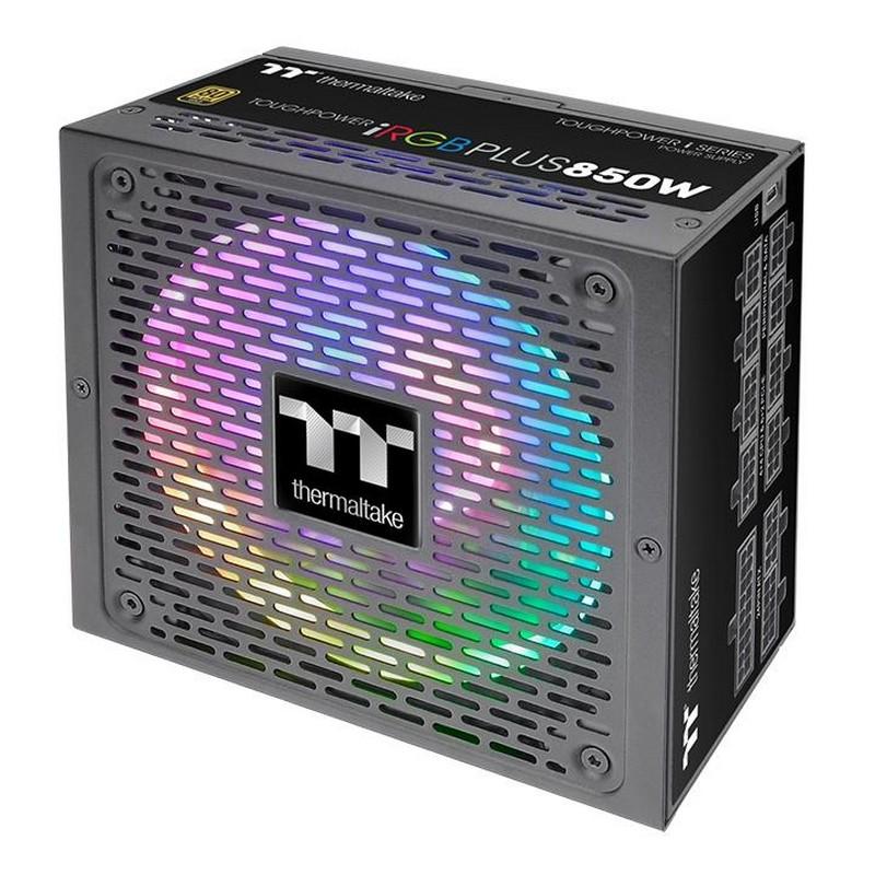Fuente de alimentación ATX Thermaltake Toughpower iRGB Plus 850W Modular