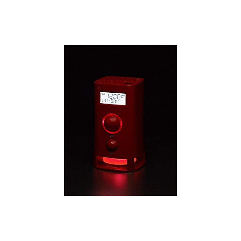 Radio Digital SanGean K-200 Rojo