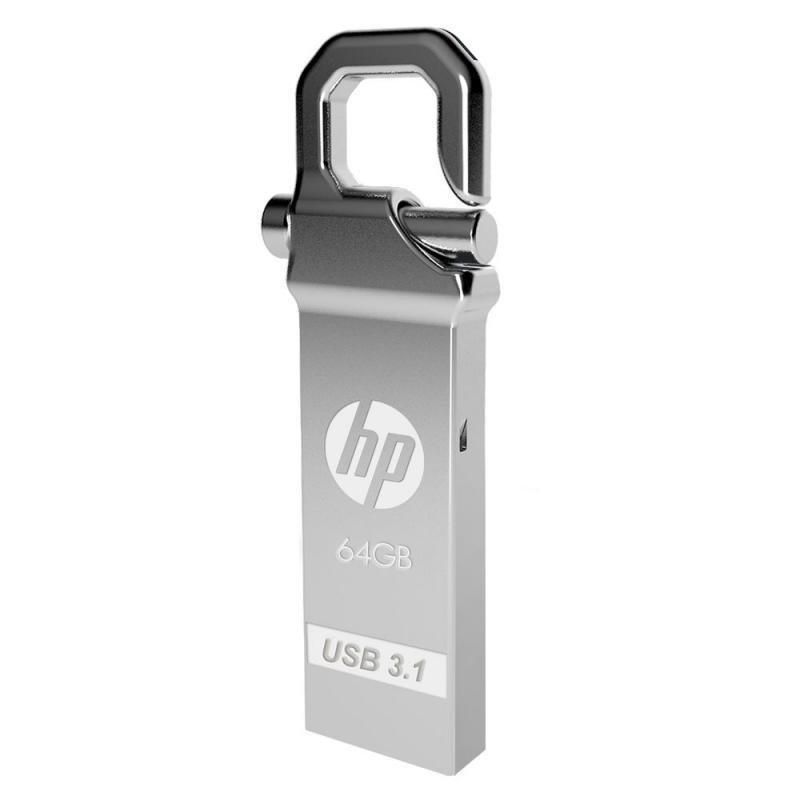 Pendrive 64GB HP x750w Plata USB 3.1