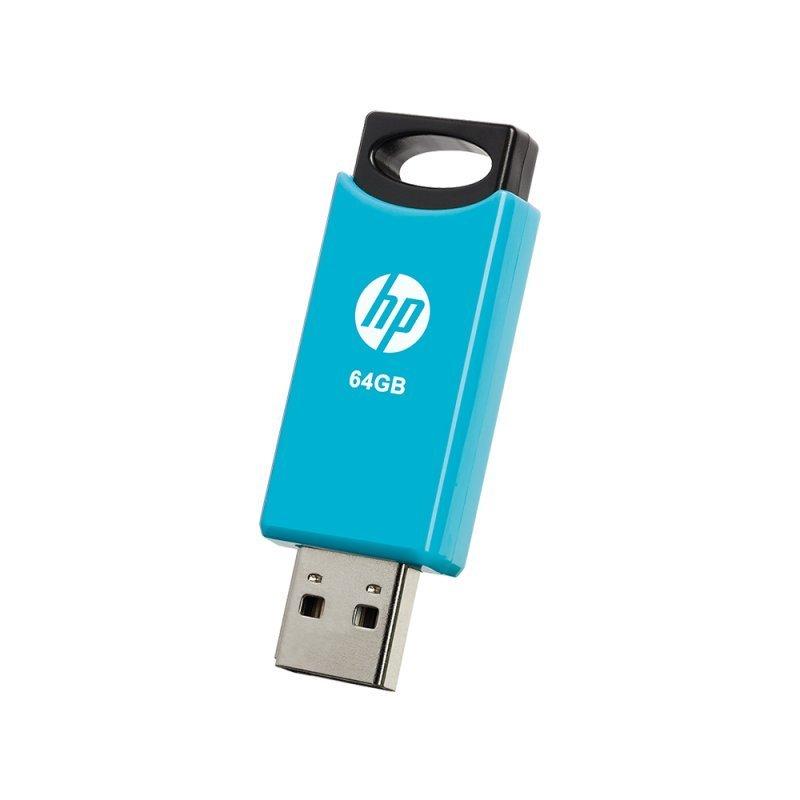 Pendrive 64GB HP v212w (Pack de 2 unidades)