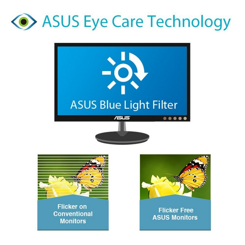 Monitor Asus VZ249HE 23.8\