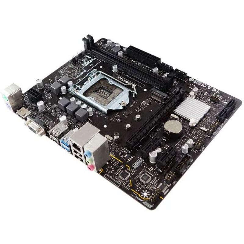 Placa Base Biostar H410MH mATX Socket LGA1200