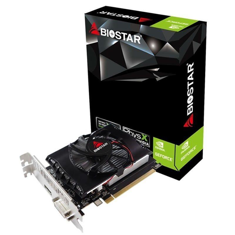 Tarjeta Gráfica Biostar GeForce GT 1030 ATX 2GB DDR5