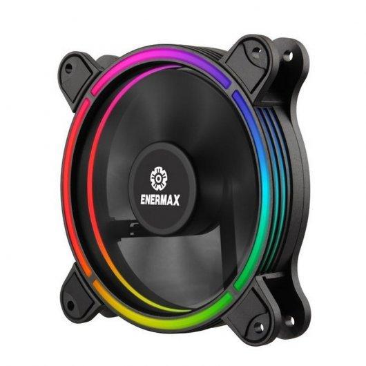 Ventilador Enermax T.B. RGB 120mm x6 LED RGB