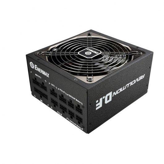 Fuente de alimentación Enermax Revolution D.F 650W 80Plus Gold Modular