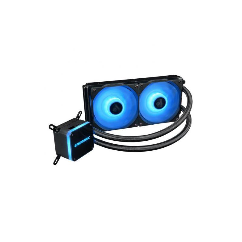 Refrigeración Líquida LiqMax lll RGB 240mm