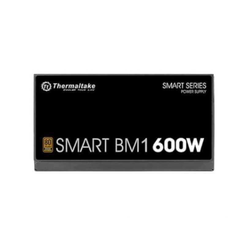 Fuente de Alimentación Thermaltake Smart BM1 600W 80 Plus Bronze