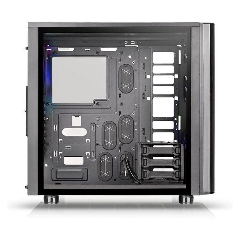 Caja PC Thermaltake View 31 ARGB Edition ATX Cristal Templado USB 3.1 RGB