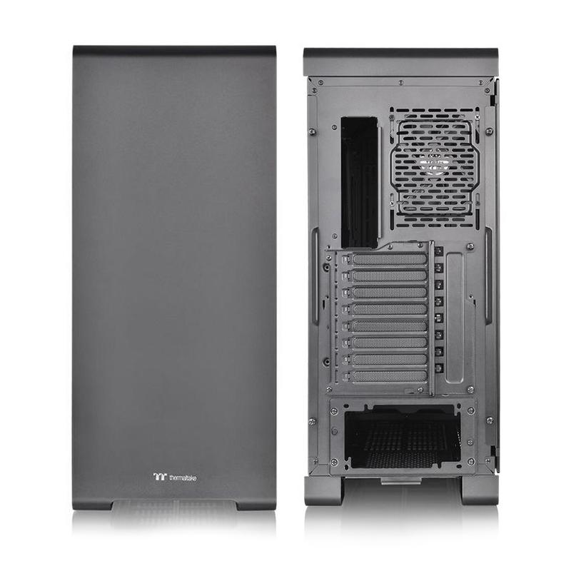 Caja PC Thermaltake S500 Cristal Templado USB 3.1 Negra
