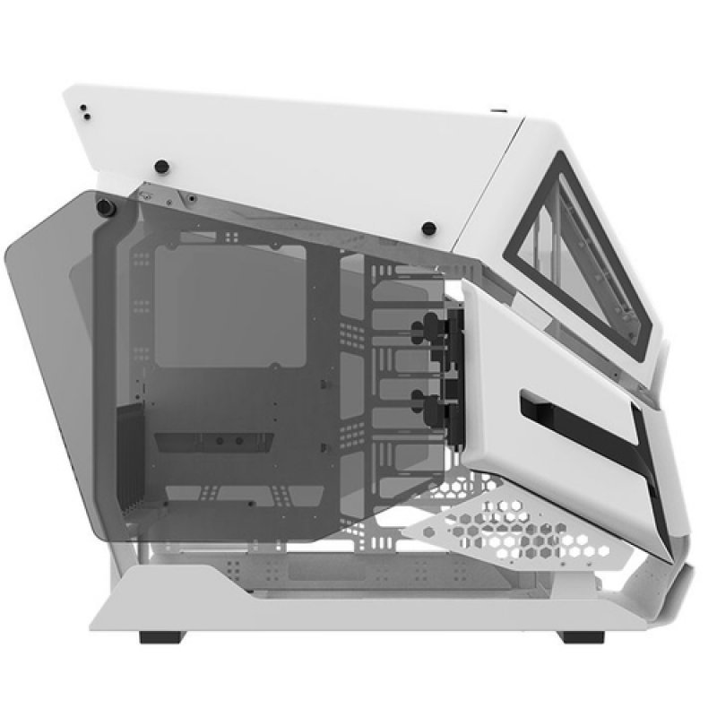 Caja PC E-ATX Thermaltake AH T600 Snow con Ventana Blanco