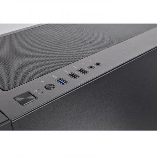 Caja PC Thermaltake H330 TG ATX Negro