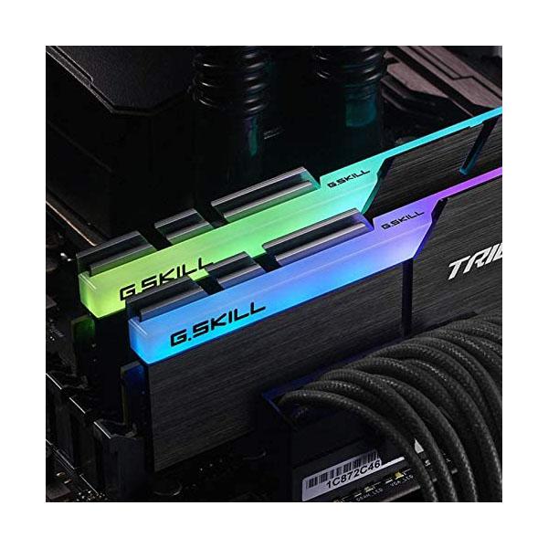 Memoria RAM G.Skill Trident Z RGB 32GB (2x16GB) DDR4-3600 CL14