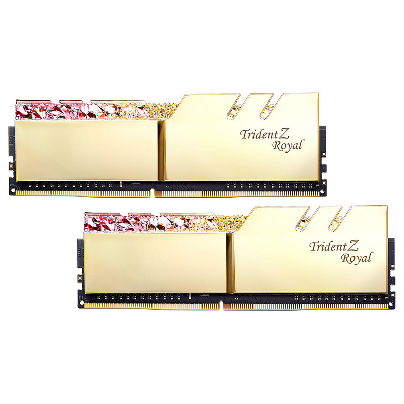 Memoria RAM G.Skill Trident Z Royal 16GB (2x8GB) DDR4-3200 CL16