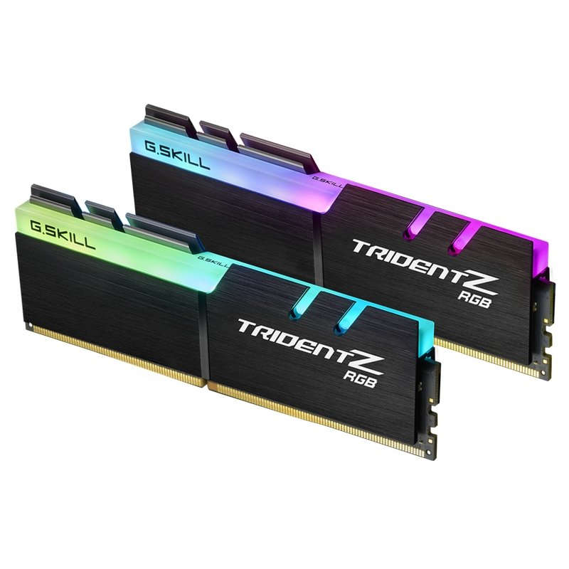 Kit Memoria G.Skill Tident Z RGB 32GB DDR4 3600MHz (2x16GB)