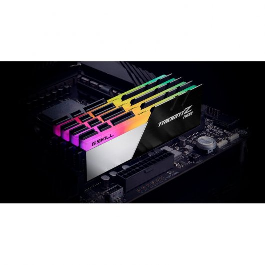Memorias RAM Trident Z Neo DDR4 32GB (2x16GB) 2666MHz CL14