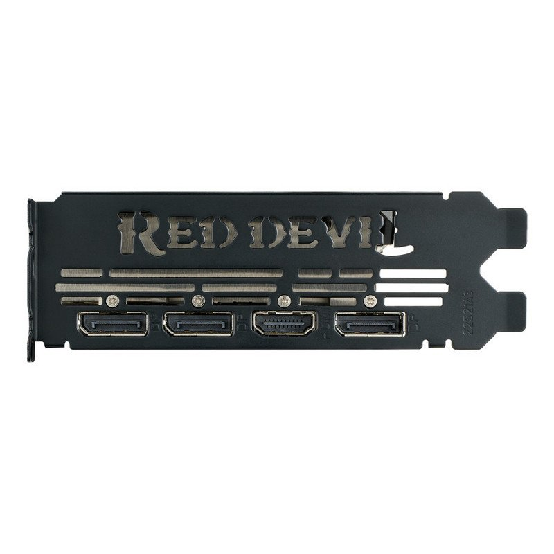 Tarjeta Gráfica PowerColor Red Devil RX 5600 XT 6GB GDDR6