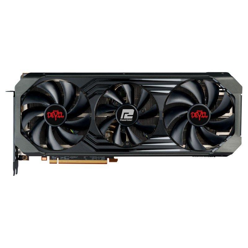 Tarjeta Gráfica PowerColor Red Devil AMD Radeon RX 6900 XT 16GB GDDR6