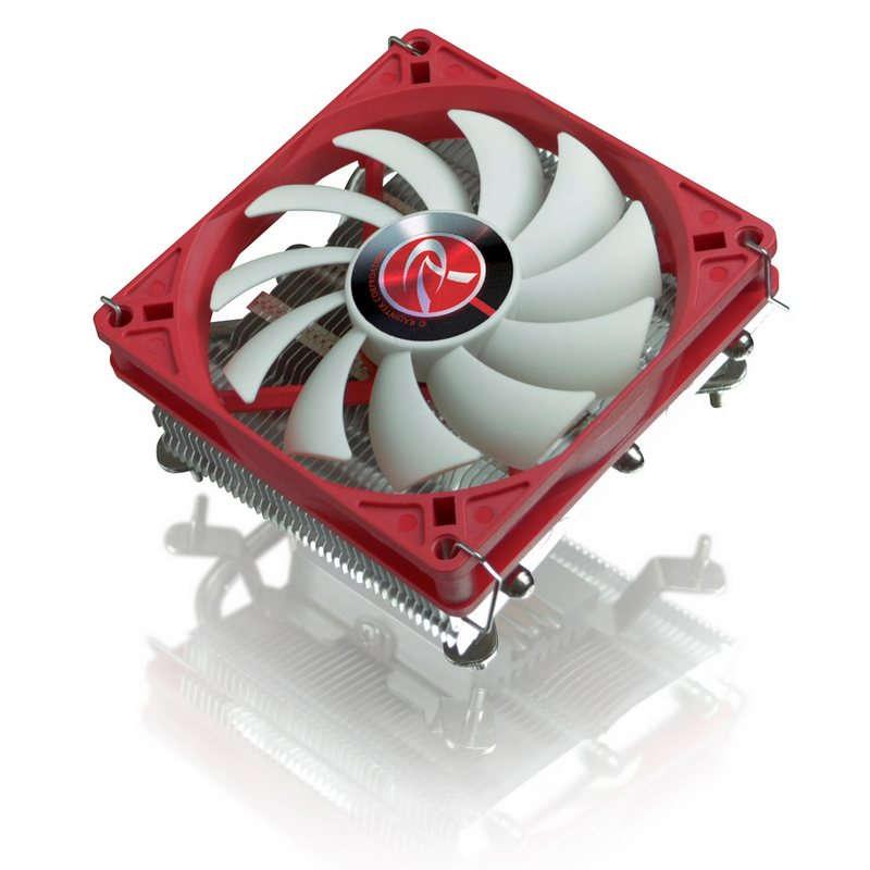 Ventilador CPU Raijintek Zelos 44mm