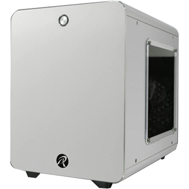 Caja PC RAIJINTEK METIS Plus White ITX Blanco