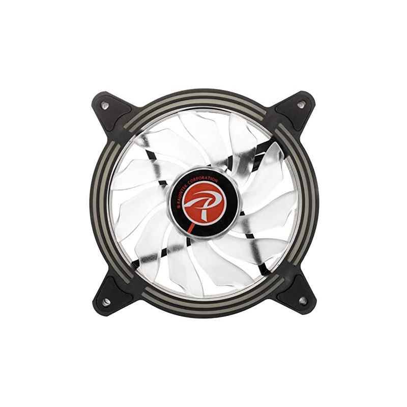 Ventilador Raijintek SKLERA 12 RBW ARGB 120mm (Pack de 3 unids)