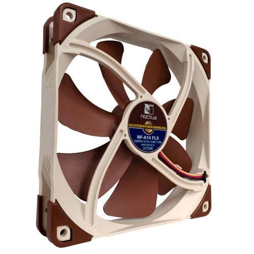 Ventilador para Caja Noctua NF-A14 FLX 140x140x25