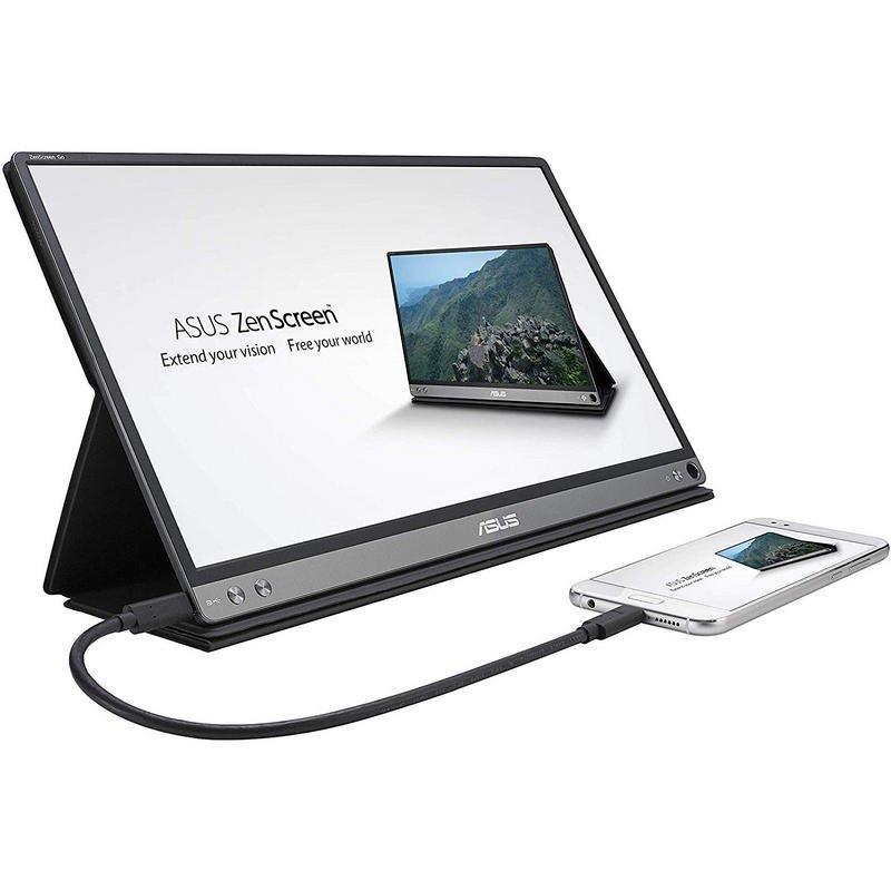 Monitor Portátil Asus ZenScreen GO MB16AP 15.6\
