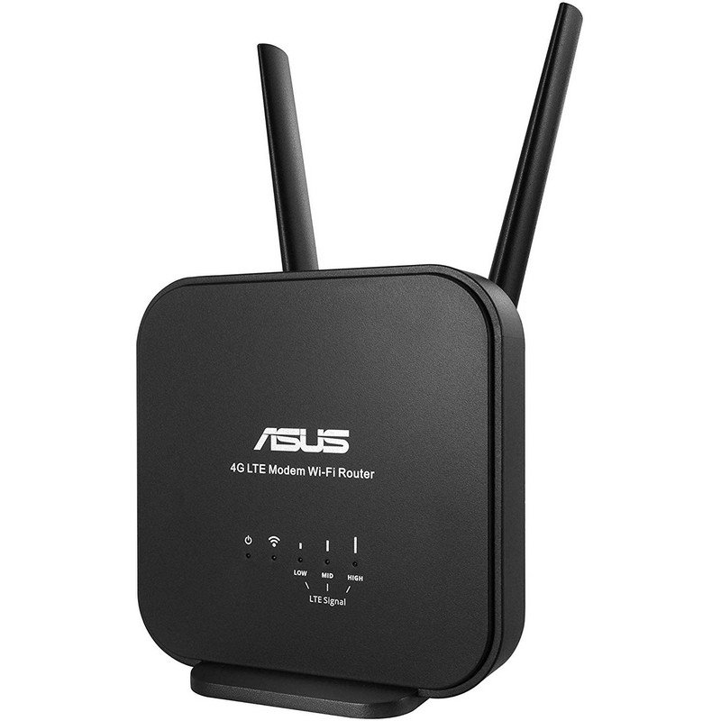 Router Wireless 4G Asus 4G-N12 B1