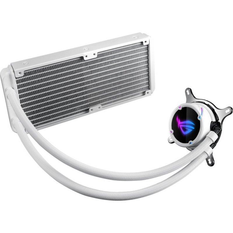 Refrigeración Líquida Asus ROG Strix LC 240 RGB White Edition