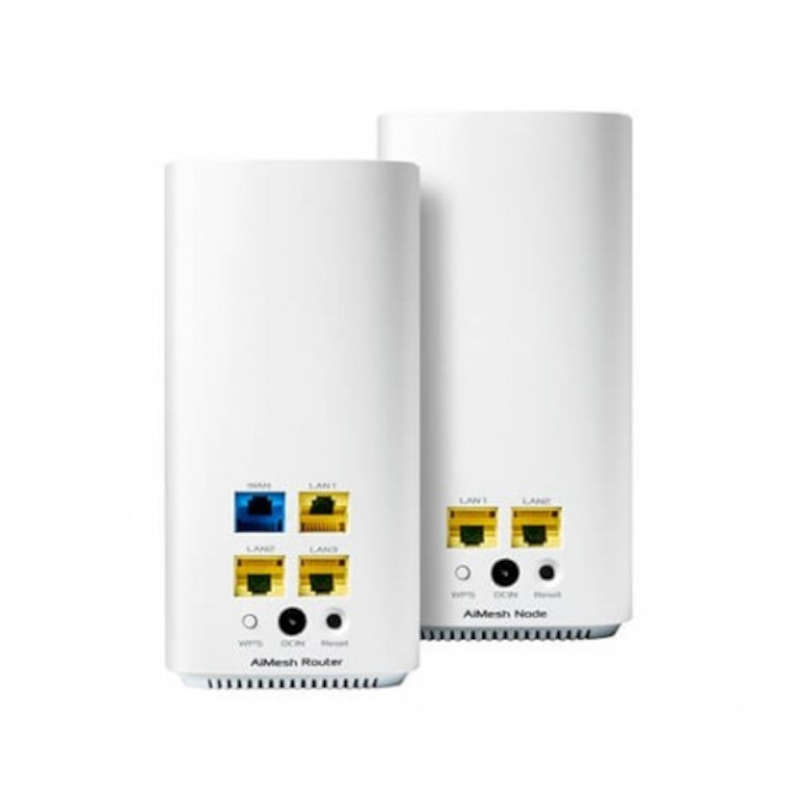 Router Inalámbrico Asus ZenWiFi AC Mini CD6 (2 Unidades)