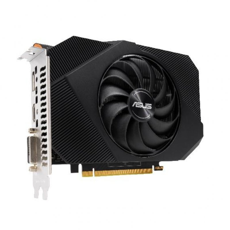 Tarjeta Gráfica Asus GeForce GTX 1650 Phoenix OC 4GB GDDR6