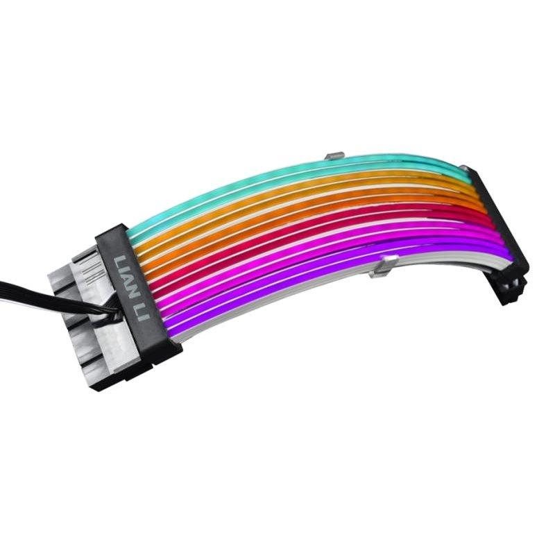 Cable Extensión Lian Li Strimer Plus RGB 24-Pin