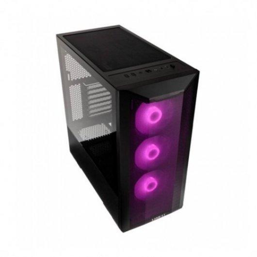 Caja PC Lian Li LanCool II Mesh RGB eATX Negro