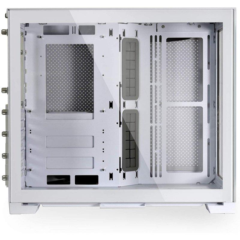 Caja PC Lian-Li O11 Dynamic Mini Snow ATX Cristal Templado USB-C/3.1 Blanca