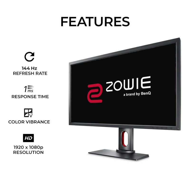 Monitor BenQ XL2731 27\