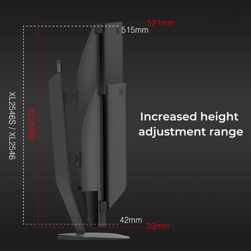Monitor BenQ ZOWIE XL2546K 24.5\