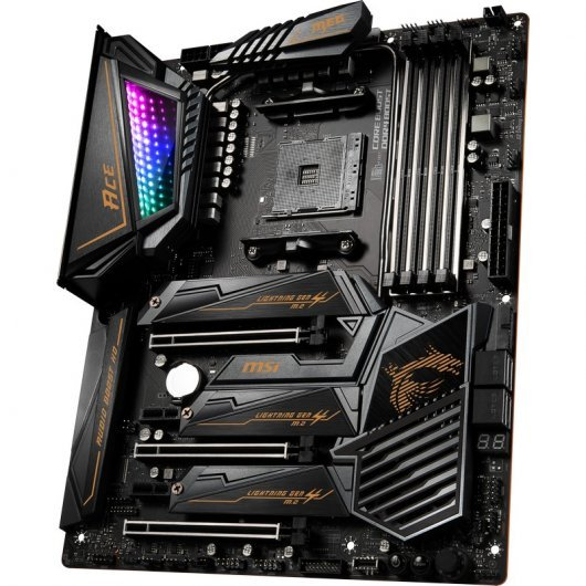Placa Base MSI MEG X570 ACE AMD X570 Socket AM4