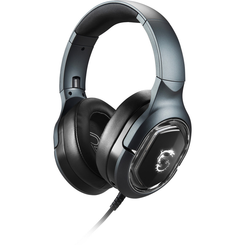 Auriculares MSI Immerse GH50 Gaming 7.1