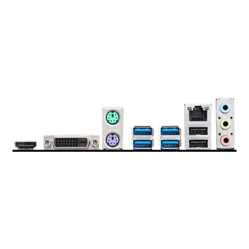 Placa Base MSI A520M-A PRO mATX AM4