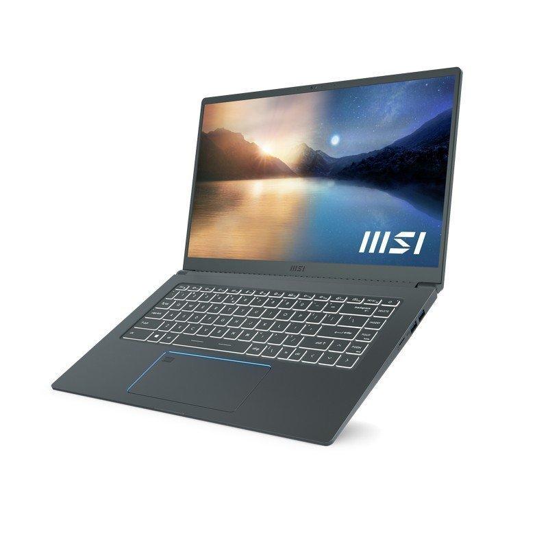 Portátil MSI Prestige 15 A11SCX-018ES  i7-1185G7 16GB 1TB SSD 15.6\